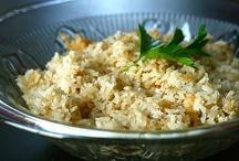 Favorite Recipes ~ Rice / by Christina Jesperson