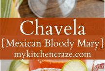 Michelada Love / Michelada and red beer recipes for the perfect day time drink