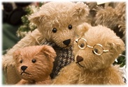 Teddys teddys everywhere / by Charlotte Behan