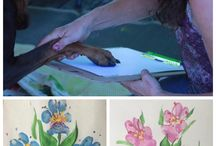 Doggie Arts and Crafts / arts and crafts for dogs