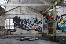 Graffiti 2014 by Gattonero / pinboard in aggiornamento sui pezzi che ho fatto nel 2014
