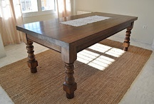 new table in search of 4-legged friends