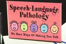 Speech-Language / by Ann Crowder