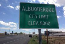 Albuquerque / by Kristen B