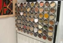 Kitchen organized storage ideas