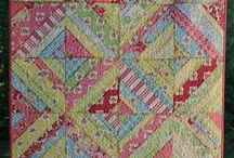 String quilt ideas / by Laurie Lauricella