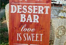 Desserts... / by Madonna James