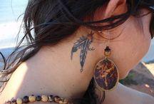 tattoos / by Diane Arrasmith