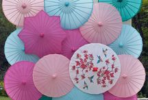 Japanese Themed wedding ideas / Let us help you find the perfect Japanese themed special touches for your wedding.
