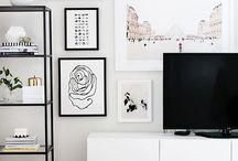 DIY Wall Gallery / DIY Wall Gallery / Gallery Wall / Wandgallerie / Bilder zusammenstellen