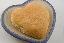 I Heart This Food! / Valentine's Day is only one day a year but heart-shaped food is an everyday treat. / by kitchenMage