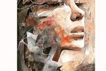 """Love and Confess / Art by Danny O'Connor for Colleen Hoovers' """"Love and Confess"""""""