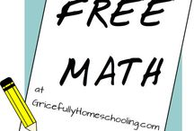 General Maths Resources