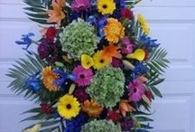 Sympathy Work / by Gassafy Wholesale Florist