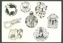 Brand New tattoos