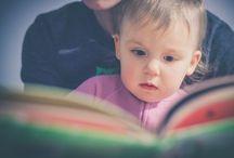 Instruye a tus hijos en el habito de leer.