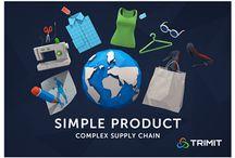 TRIMIT ERP & Web Solution / TRIMIT for the industries: apparel, textiles, fashion // furniture, wood // manufacturing, configuration
