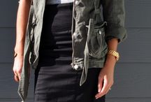 Casual Pencil Skirt Outfits