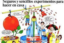 Ciencias / Experimentos, talleres, laboratorio, prácticas.