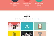 CREATIVITY - Web design