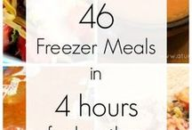 Nicole Freezer Meals