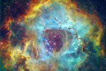 Nebula, Astronomy, milki way, space