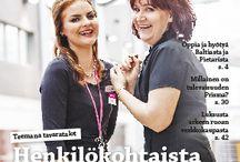 Suomalaisia aikakauslehtiä