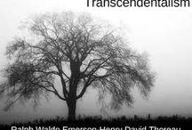transcendentalism..