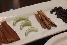 Tasting agave based spirits