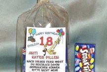 18. Geburtstag Niklas