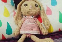 Crochet gloan e ideas. / Trabajos en crochet de Gloan y algunas ideas que nos parecen monisimas.