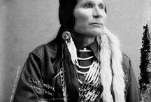 Viselet - amerikai őslakos