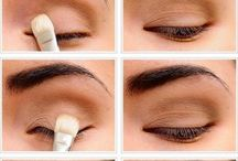 Make up / by GeeNeen Brown