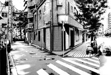 Background Manga