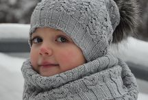 K ... Knitting - Winter sets