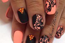 Дизайн ногтей )