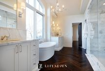Exquisite Master Bathrooms / Design and decor for master bathrooms