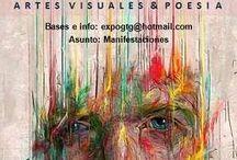 """Expo en Arteme """"ManifestacioneS"""", 09 al 18/07/15 / Inauguración: JUEVES 09 de JULIO, 20:00hs La exposición estará abierta al público desde el jueves 09 de Julio a las 20:00hs, hasta el sábado 18 de julio, los días jueves, viernes y sábados de 19:30 a 23:00 hs."""