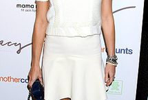 All white outfits / White is such a statement color. Love it from head to toe.