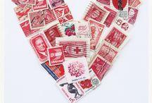 valentine crafts / by Laura Walker
