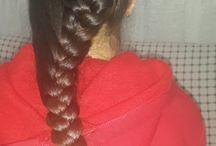 Saçlarım / Saçlarım