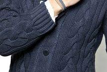 suéter hombres