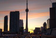 Toronto  / Pictures of Toronto's skyline