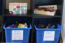Nursery and toys / Toy & nursery design/organization / by Elia Rotch