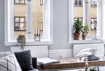 Stue interiør / Tips og ideer