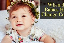 Want to Know the Right Time When do Babies Hair Change Color?