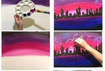 How to paint...
