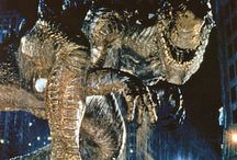 Godzilla (2014, 1998.etc)