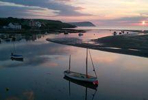 Newport, Pembrokeshire / Our lovely quiet unspoilt little seaside town of Newport, Pembrokeshire