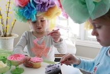 Spring Hats for kids